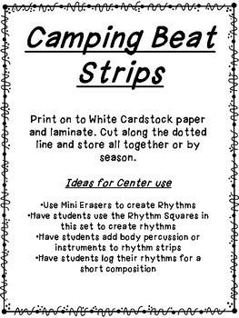 Camping Beat Strips