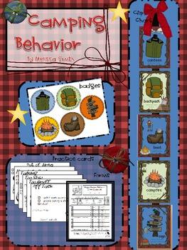 Camping Behavior Pack