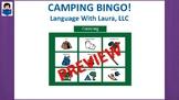 Camping Bingo!