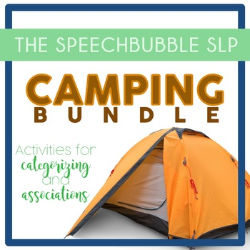 Camping Bundle: Categories and Associations