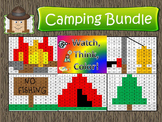 Camping Bundle Watch, Think, Color Games - EXPANDING BUNDL