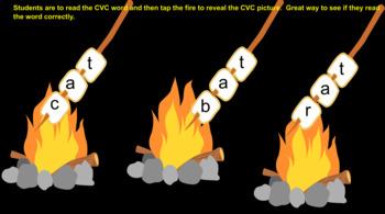 Camping CVC Smartboard