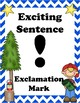 Camping Camp Themed Punctuation Poster Set