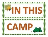 Camping Class Pledge