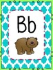 Camping Classroom Alphabet