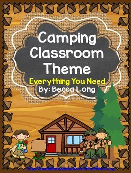 Camping Classroom - Everything You Need