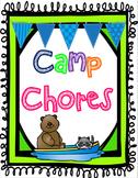 Camping Classroom Jobs