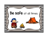 Camping Classroom Rules