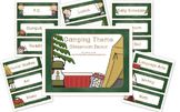 Camping Classroom Theme
