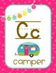 Camping Classroom Theme Decor Bundle