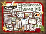 Camping Classroom Theme Kit