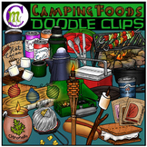 Camping Clipart | Foodstuff