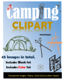 Camping, Clipart, Images, Roadtrip, Outside, Great outdoor