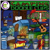 Camping Clipart