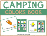 Camping Color Books (Adapted Books)