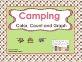 Camping (Color, Count and Graph):