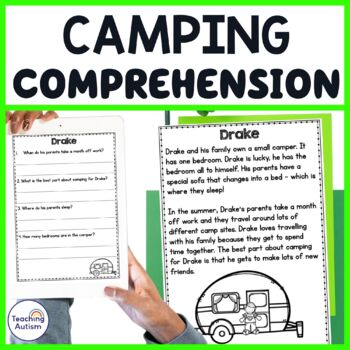 Camping Comprehension