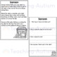 Camping Reading Comprehension Passages and Questions