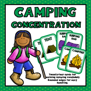 Camping Concentration