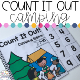 Camping Count It Out Adapted Books