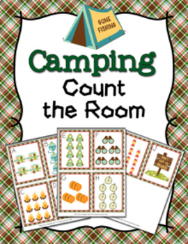 Camping Count the Room