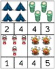 Camping Counting Cards