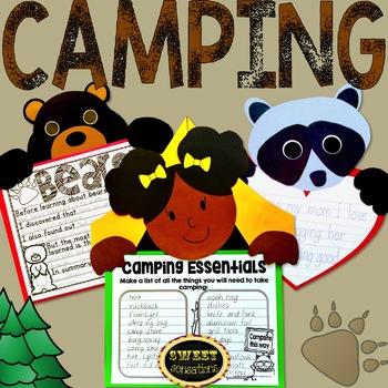 Camping Craft Activities
