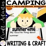 Camping Craft Activity