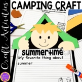 Camping Craft   How to Make S'Mores Sequencing   Camp Craf