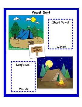 Camping Cross Curriculum Unit (17 pages)