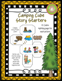 Camping Cube Story Starters