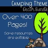 Camping Theme Bundle