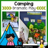 Camping Dramatic Play (Pretend Play)