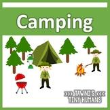 Camping Dramatic Play Set