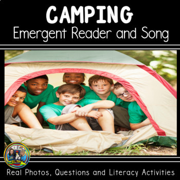 Word of the Day Camping ELA Book and Song