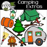 Camping Clip Art Extras