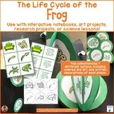 Camping Frog Life Cycle