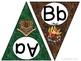 Camping Fun! ABC Word Wall Pennant Banner