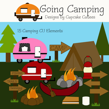 Camping Fun Digital