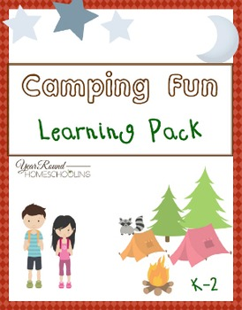 Camping Fun K-2 Learning Pack