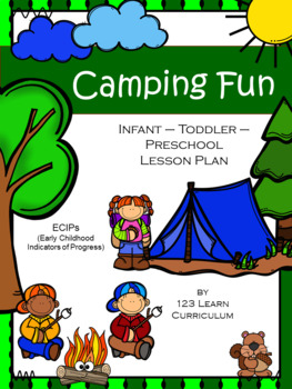 Camping Fun Lesson Plan with ECIPs