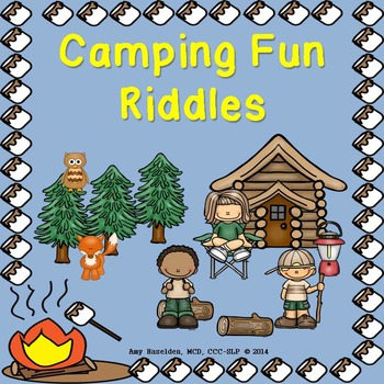 Camping Riddles