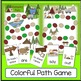 Camping Path Game {EDITABLE}
