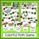 Camping Path Game {EDITABLE}
