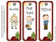 Camping Hall Pass & Bookmark Set