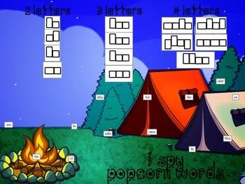 Camping I SPY