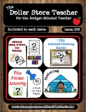 Camping - Issue 003 - The Dollar Store Teacher Newsletter