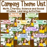 Camping Learning Collection