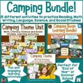 Camping Learning Collection Bundle