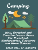 Camping Lesson Plans